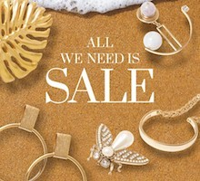 ALL WE NEED IS SALE!
